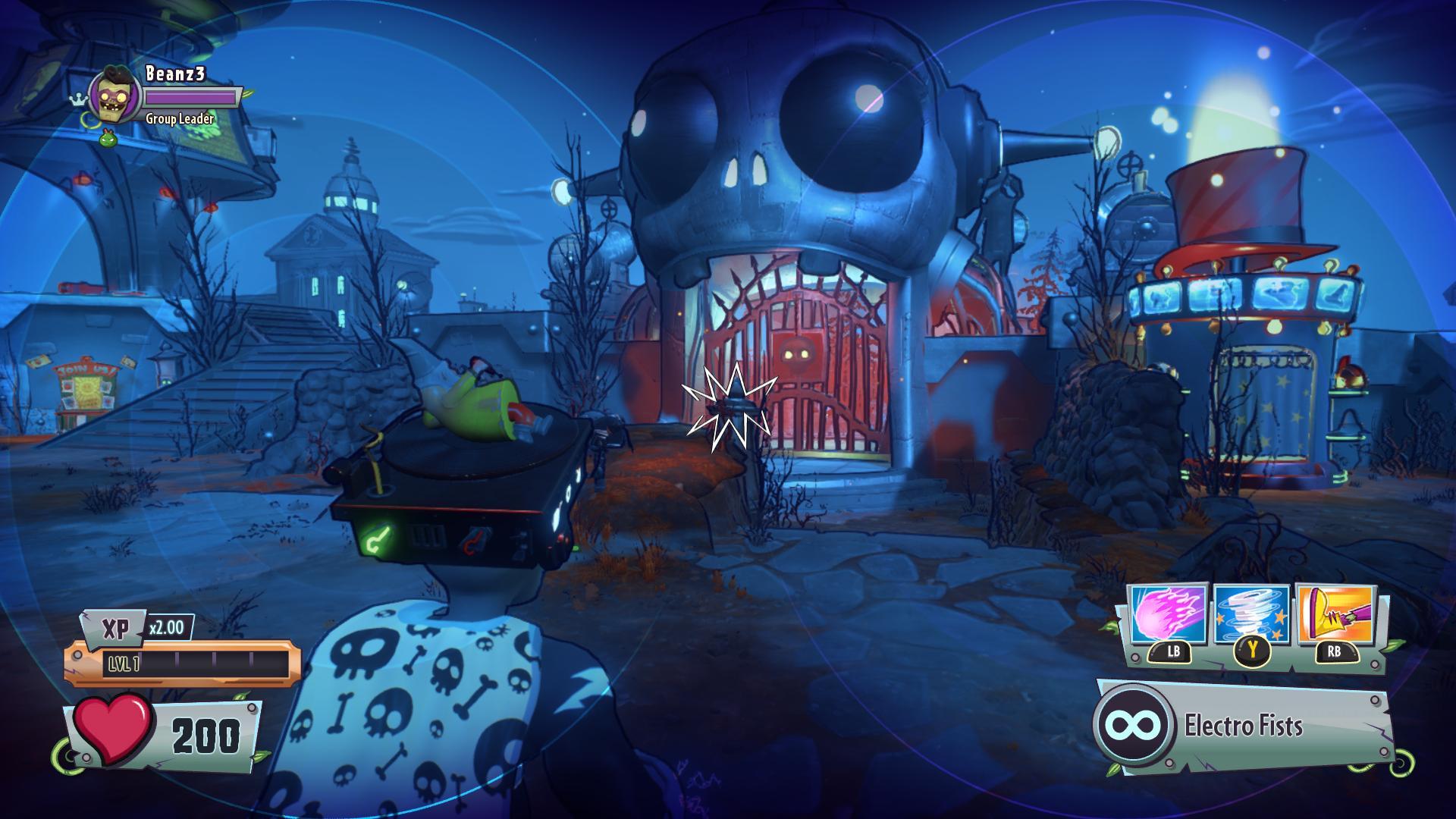 Plants Vs Zombies Garden Warfare 2 Playgamesonline