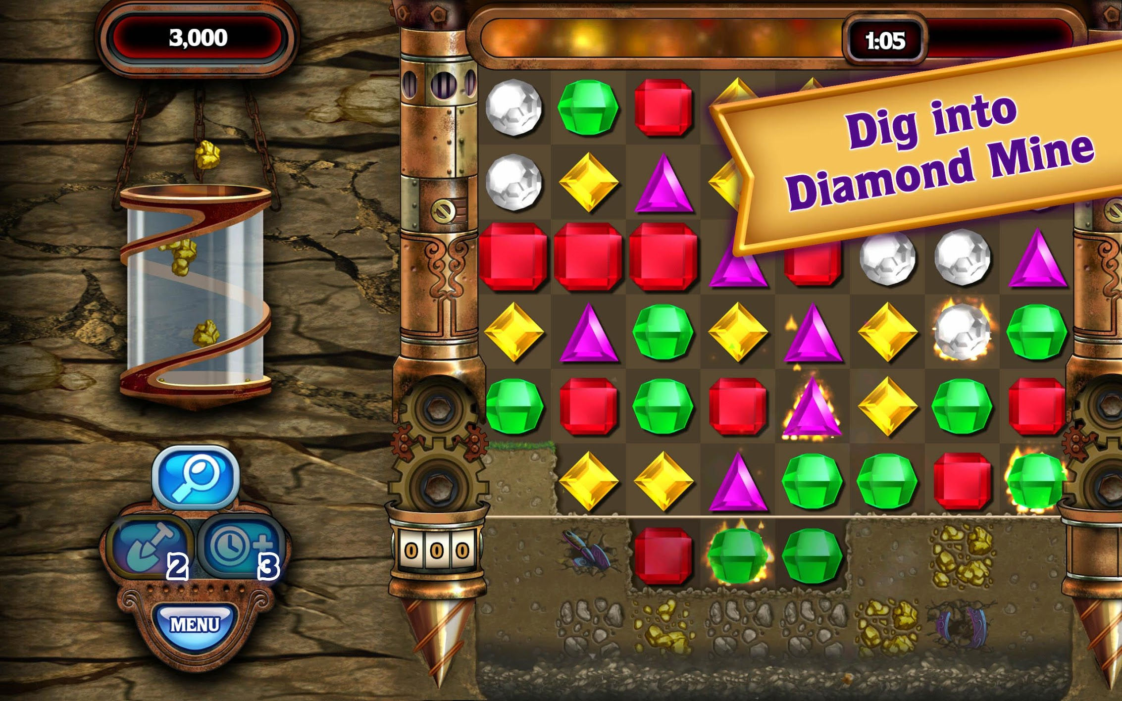 Bejeweled games html