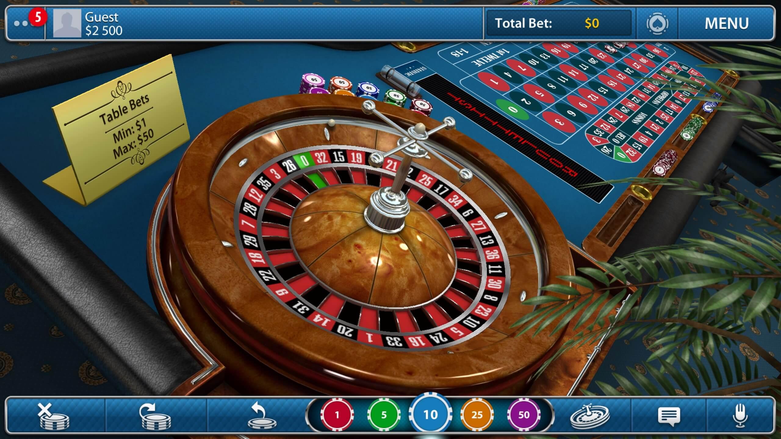 Line roulette