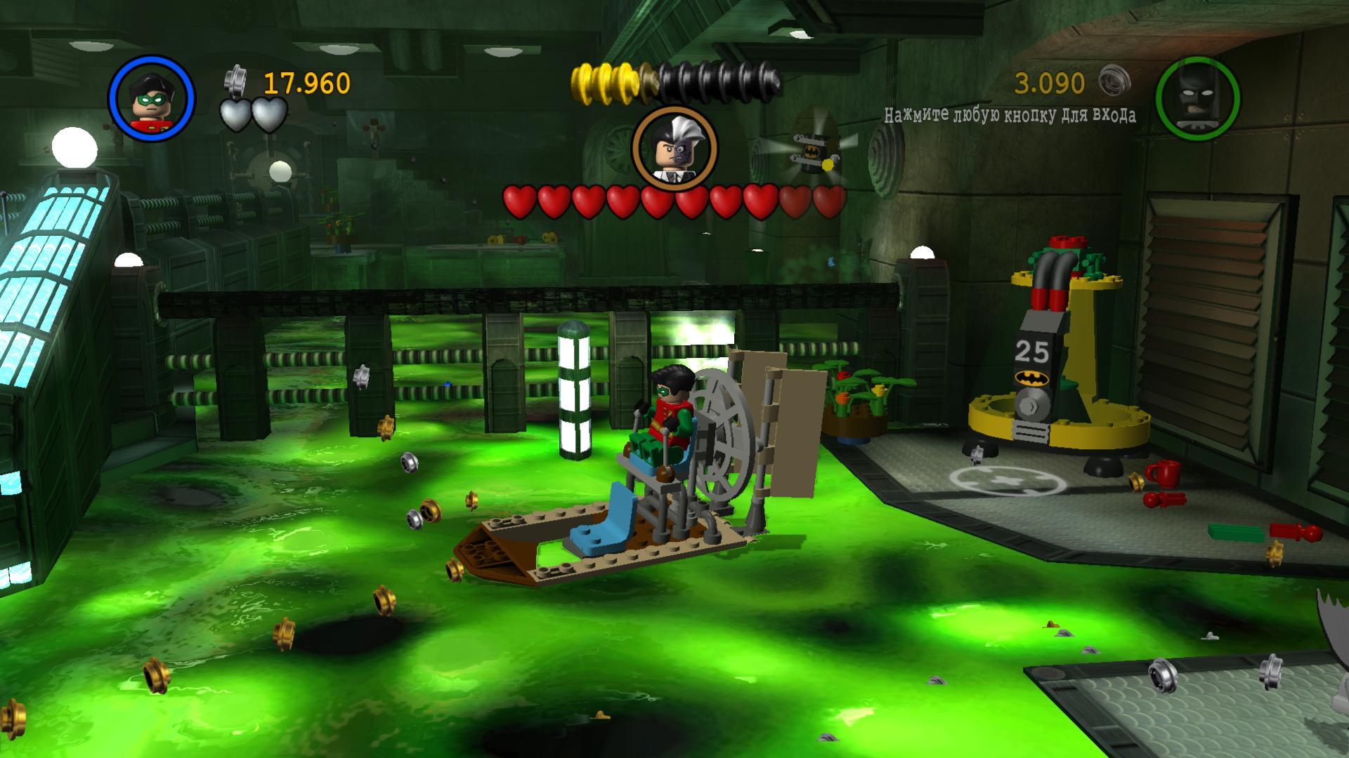 LEGO Batman - PlayGamesOnline