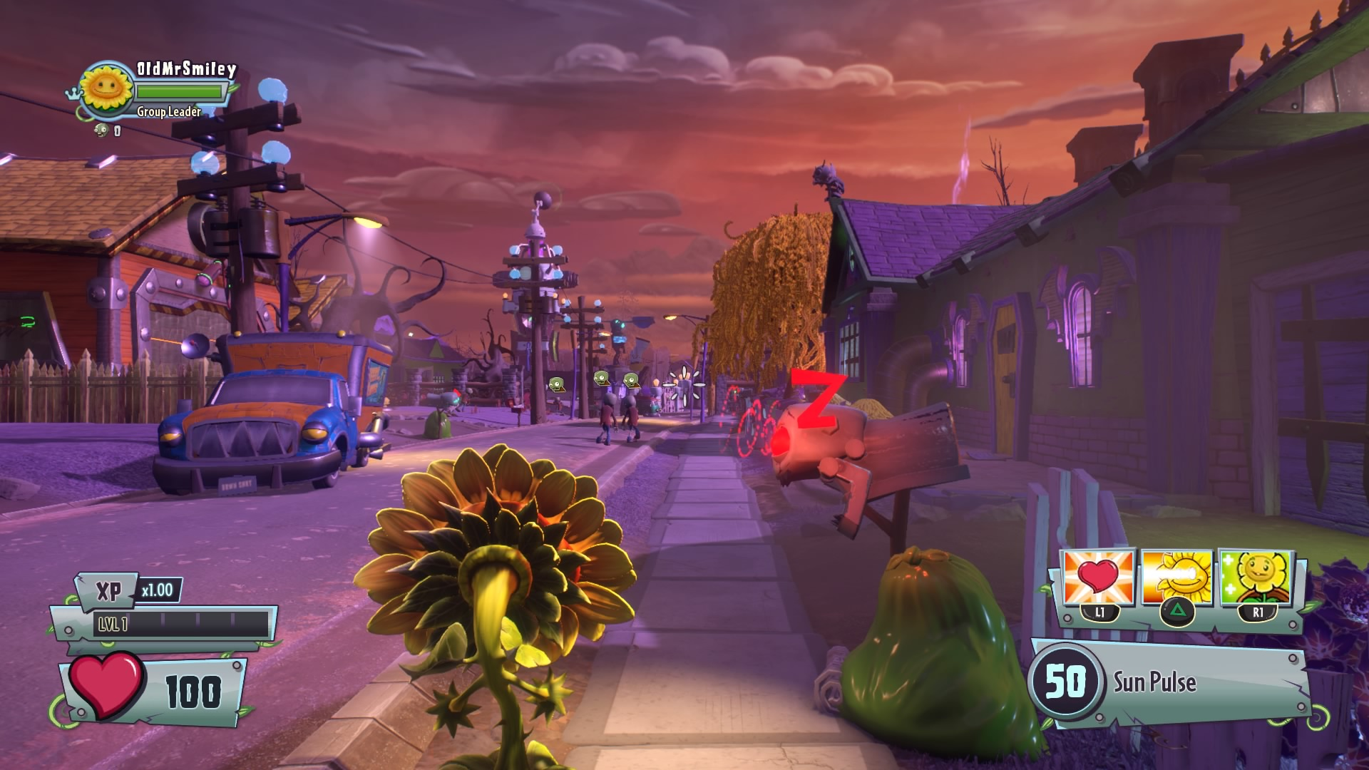 Plants vs. Zombies: Garden Warfare 2 - PlayGamesOnline