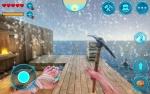 Survival Ocean Raft - Winter Story PRO
