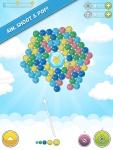 Bubble Cloud: Spinning Bubbles